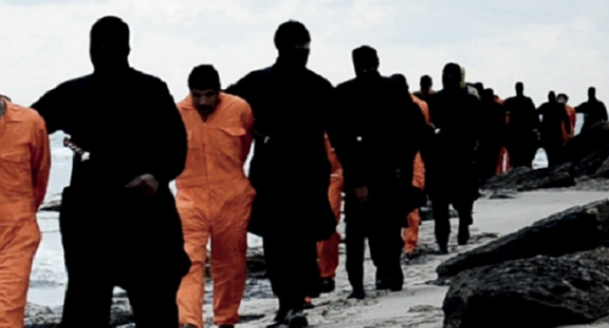ISIS video shows execution of Ethiop i an Christians