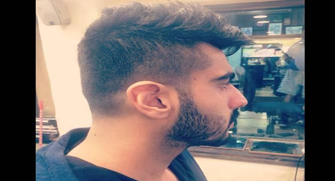 Arjun Kapoor Debuts New Hair Do News Nation English