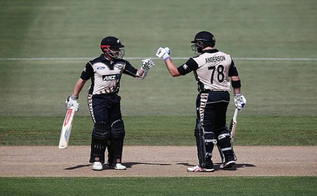Anderson, Williamson batting onslaught powers New Zealand to 194-4 against Bangladesh in third T-20 - News Nation English