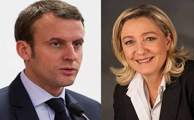 France S Presidential Election Macron Leads Round One At 24 01 Leaves Pen Behind By Considerable Margin News Nation English