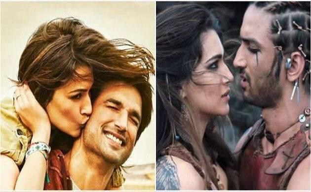 Raabta Movie Review Sushant Kriti S Chemistry Stirs This Otherwise Boring Reincarnation Drama News Nation English