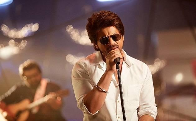 Shahrukh Khan New Song