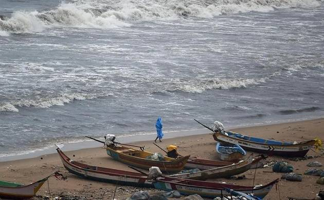 Sri Lankan navy arrests 12 Rameswaram fishermen with two boats near Delft Island