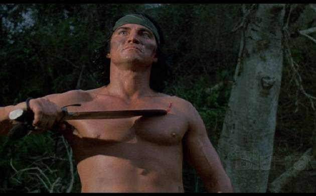 Predator actor Sonny 'Billy' Landham, 'ain't afraid of no man' dies at 76 -  News Nation English