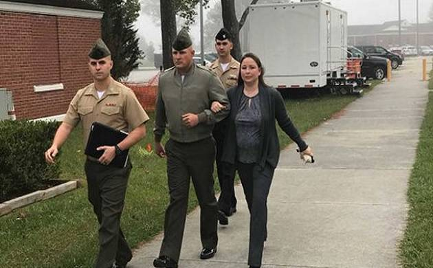US Marine gets 10 years jail term for abusing Muslim recruits