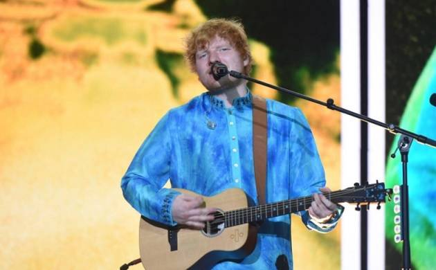 Ed Sheeran returns to India for yet another enthralling performance in Mumbai