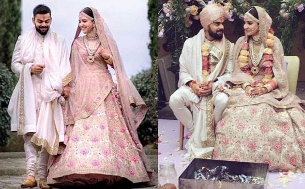 Virushka marriage: Check out the UNSEEN pictures of Virat Kohli-Anushka  Sharma's wedding ceremony - News Nation English