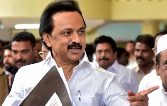 Southern states should demand separate country of 'Dravida Nadu', says DMK  leader MK Stalin - News Nation English