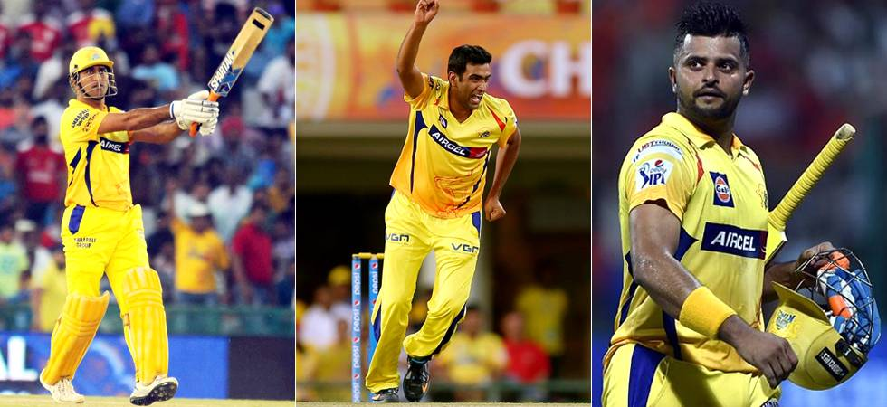 IPL 2018: Dhoni, Raina, Ashwin integral force behind Chennai Super Kings'  stellar success - News Nation English