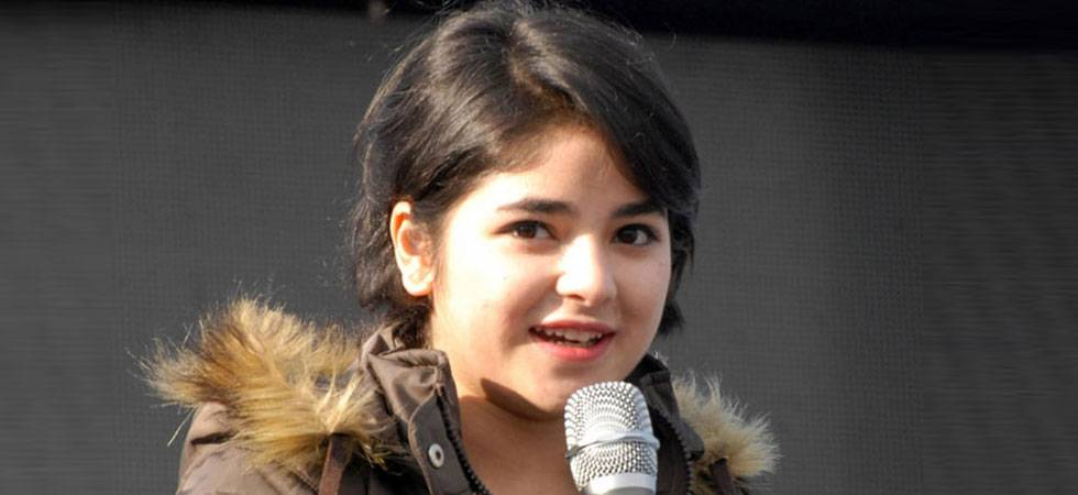 Zaira Wasim back on social media day after quitting it over locust attack backlash
