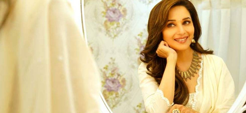 Trying to elevate people during tough times: Madhuri Dixit Nene on debut song