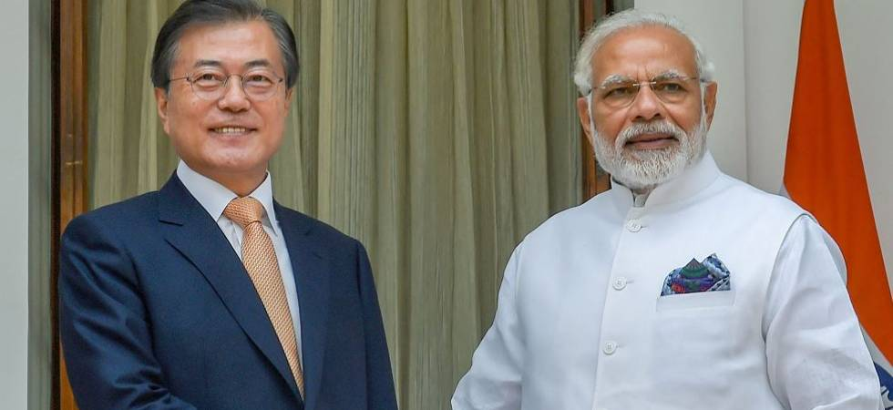 India at the heart of Moon's new diplomatic initiatives