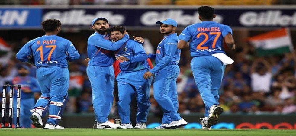 India Vs Australia 2nd T20 Highlights Match Abandoned Due To Rain Australia Lead Series 1 0 News Nation English