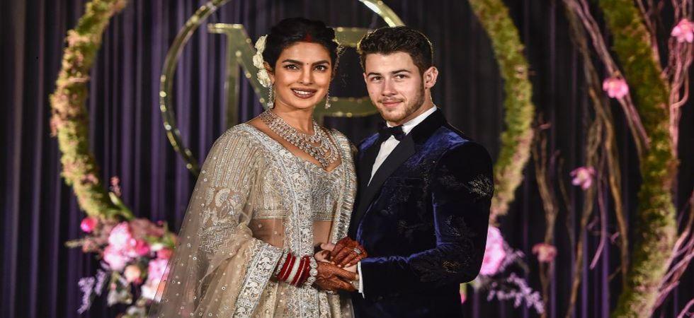 priyanka chopra and nick jonas wedding cake