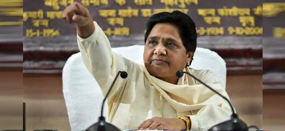 BJP leader Sadhana Singh's appalling remark against Mayawati triggers massive controversy