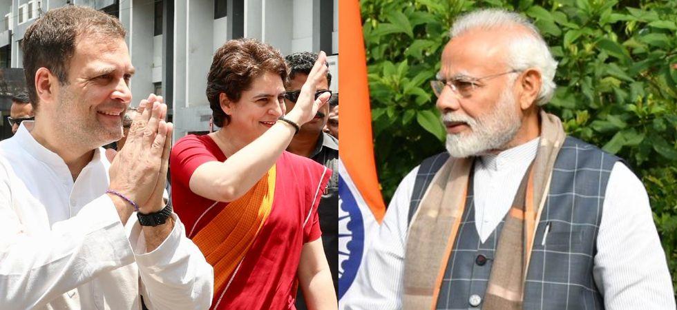 Who is better - Rahul Gandhi or sister Priyanka? Here's how PM Modi views  Congress' top leadership - News Nation English