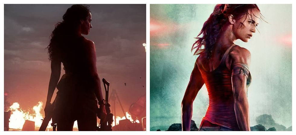 Kangana S Dhaakad S Poster Looks Similar To Alicia Vikander S