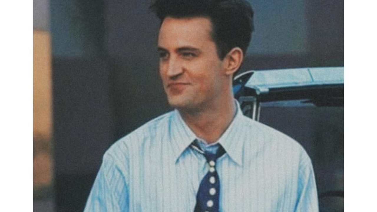 Matthew Perry Aka Chandler Is On Instagram And Can We BE ...