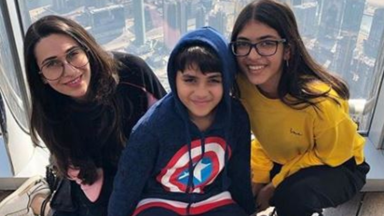 Karishma Kapoor's Reveals Her Kids Are More Fond of Kareena As An Actress  That Her! - News Nation English