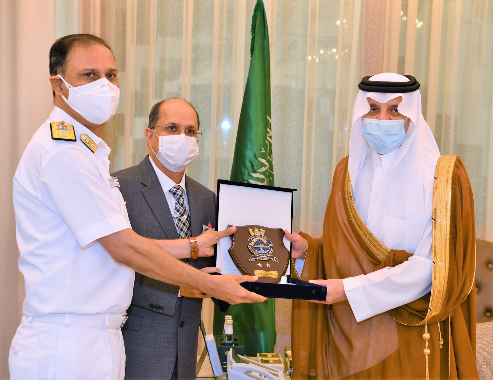 Maiden Al-Mohed Al-Hindi Exercise Set to Begin