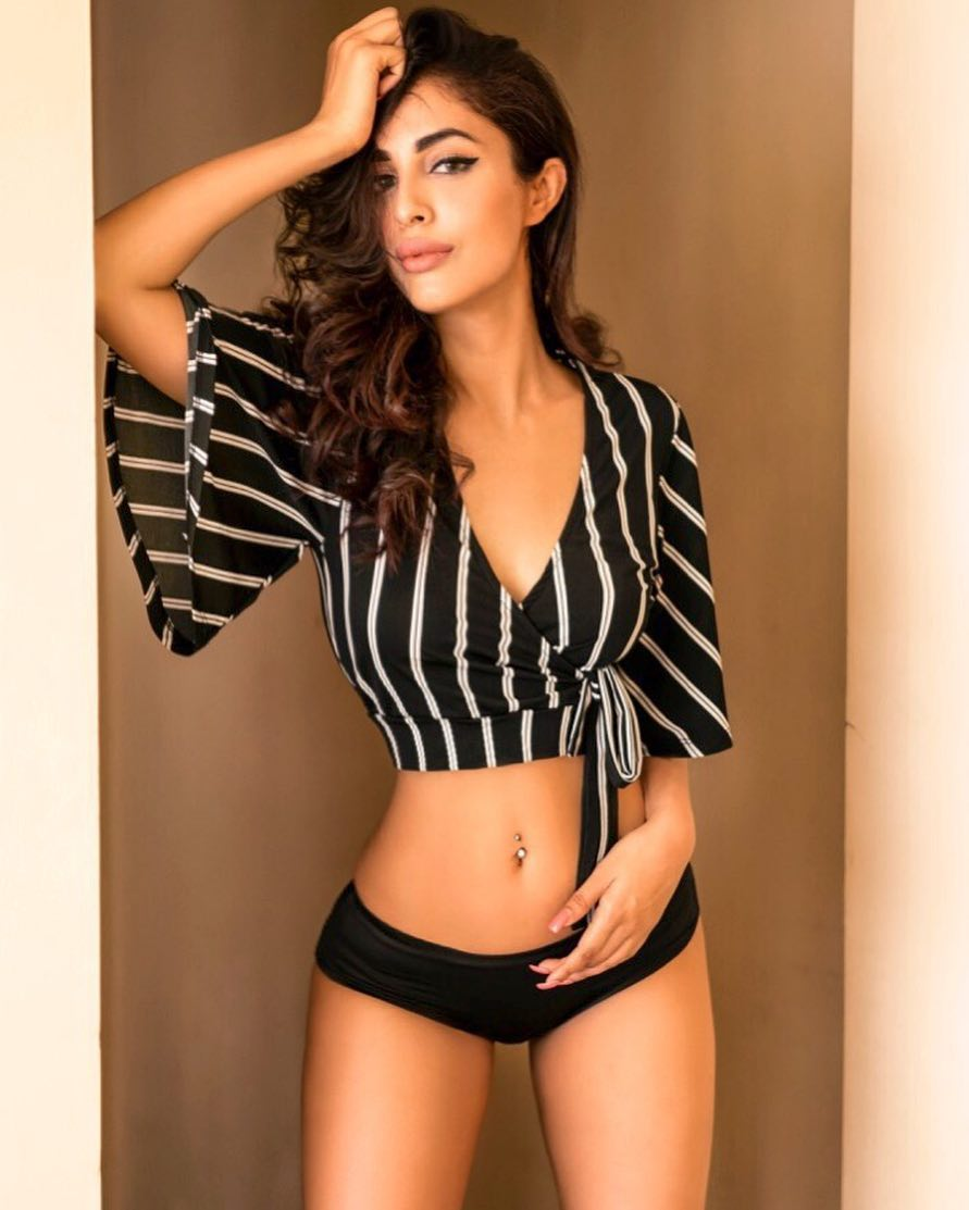 Jazbaa Actress Priya Banerjee Turns Up The Heat With Her Sultry Bikini Pics News Nation English