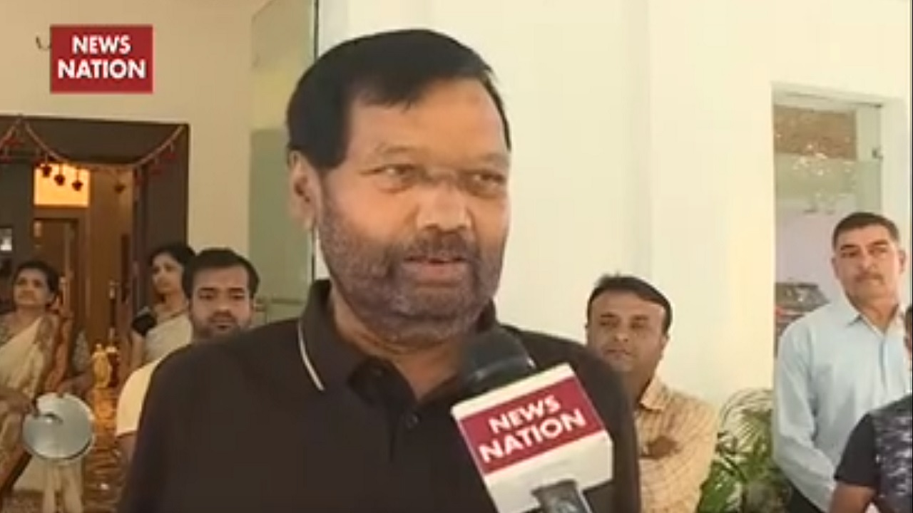 Govt S Steps Have Kept Covid 19 Under Control Ram Vilas Paswan News Nation English